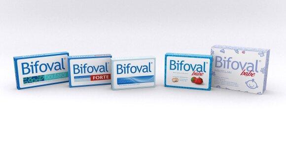 """Laimėkite BIFOVAL rinkinį sau ir savo šeimai! <sup style=""""color: #ff0000;"""">Rezultatai</sup>"""