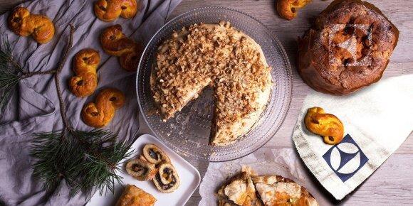3 šventinio pyrago paslaptys ir 1 tobulas receptas