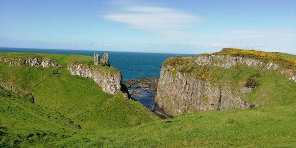 Kelionė po Šiaurės Airiją