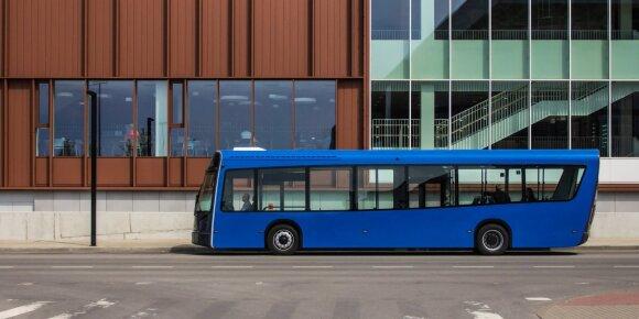 Lietuvos didmiestis juda link istorinio žingsnio: idėja apie autobusus be vairuotojo tampa realybe