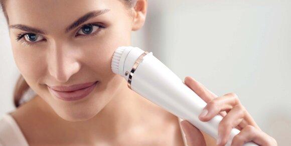 """""""Philips"""" veido priežiūros priemonė – ir jūsų oda bus švytinti bei atsigavusi. Laimėtojai"""