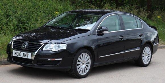 Volkswagen Passat 2010 / Vauxford nuotr.
