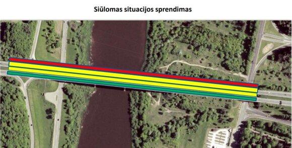 Kleboniškio tilto rekonstrukcija