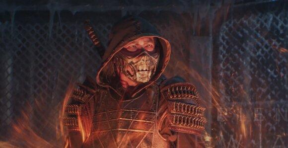 "Filmo ""Mortal Kombat"" recenzija: ideali kompiuterinio žaidimo ekranizacija"