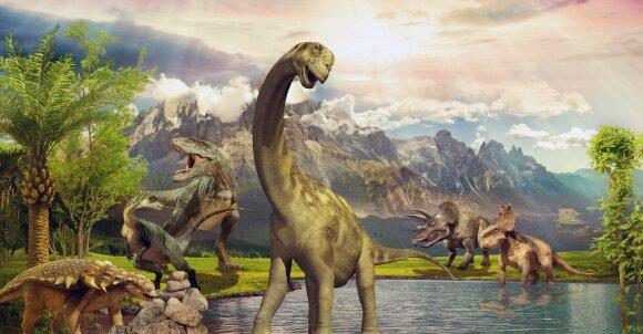 Nepelnytai istorijos pamirštas mokslininkas, kuris atrado dinozaurų egzistavimą