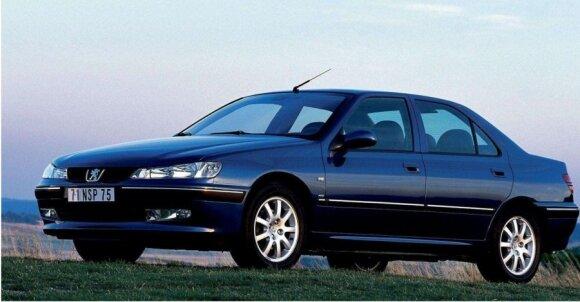 Peugeot 406 (2001 m.)