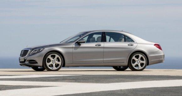 Mercedes-Benz S-klasė