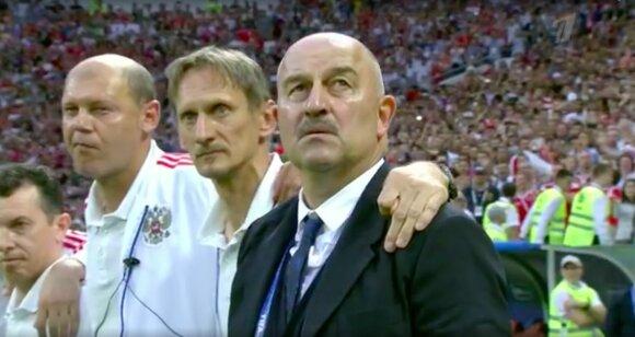 Stanislavas Čerčesovas ir Gintaras Staučė