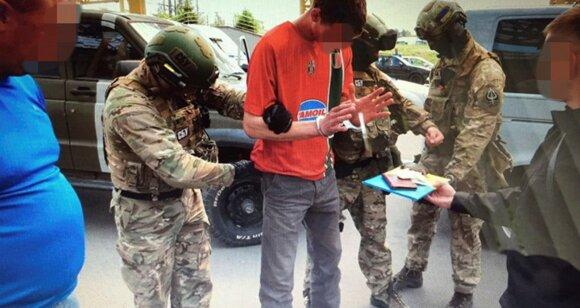 Ukrainoje sulaikytas iki dantų apsiginklavęs prancūzas, planavęs virtinę teroro išpuolių per Euro 2016