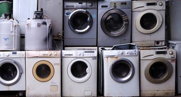 Senos skalbyklės