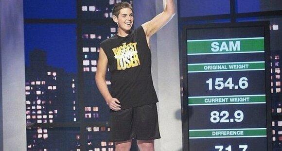 Visi buvo įsitikinę, kad šis vaikinas ir vėl priaugs svorio. O tu tik pažiūrėk į jį dabar!