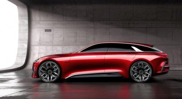 """Kia Proceed Concept"""