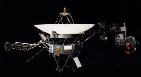 Voyager kelionė