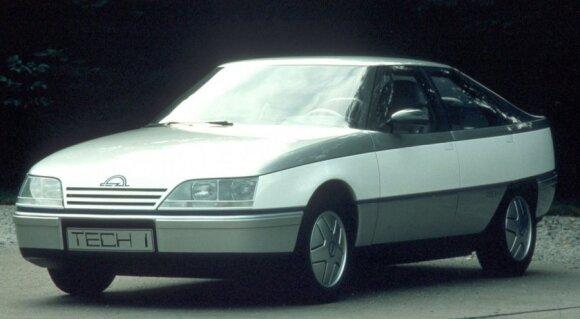 Opel TECH 1 (1981 m.)