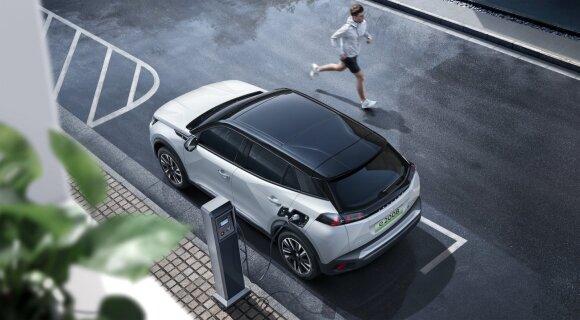 Paaiškino, kaip išsirinkti elektromobilį: dėmesį reikia atkreipti ir į įkrovimo greitį