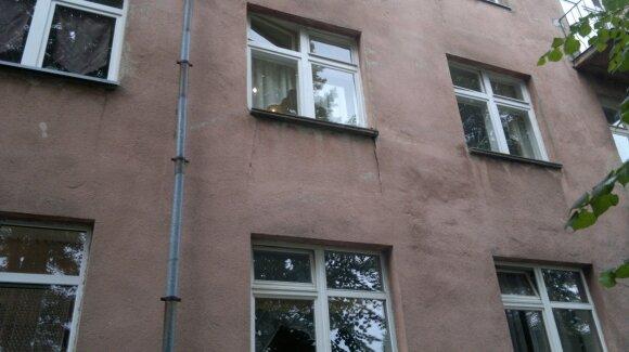 Sportininkų g., Klaipėda