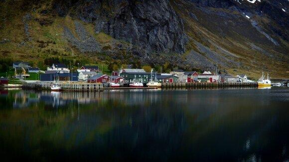 Lofotenų salos