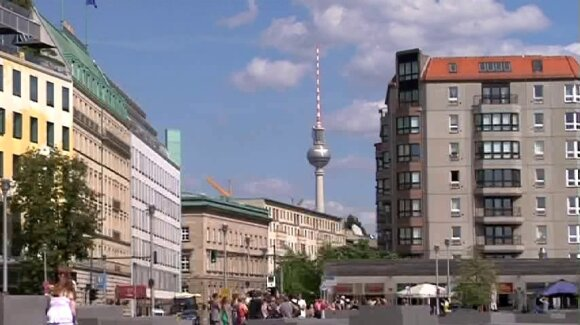 Žemaitės karjera Berlyne: nuo valytojos darbo iki spindinčios scenos