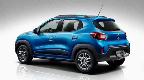 """""""Renault K-ZE"""""""