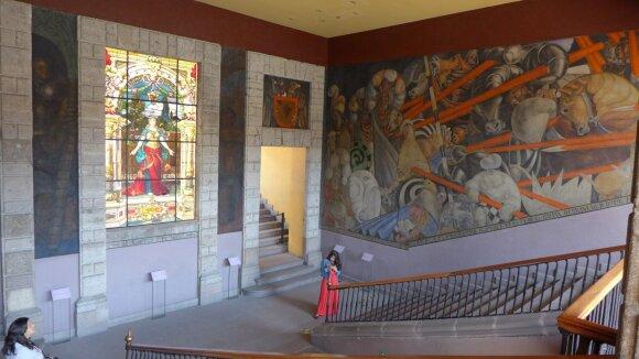"""""""Antiquo Colegio de San Ildefonso"""" muziejus"""