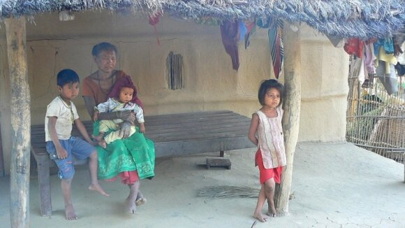 Mano išskirtinė kelionė: Nepalas