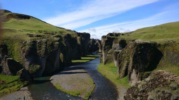 Islandijoje svajonių darbą susiradęs lietuvis negali atsidžiaugti