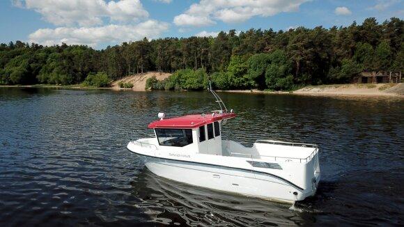 Lietuviai – ne tik užkietėję žvejai, bet ir žvejybinių ir pramoginių laivų gamintojai