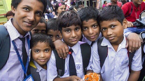 Mumbajaus lūšnynai
