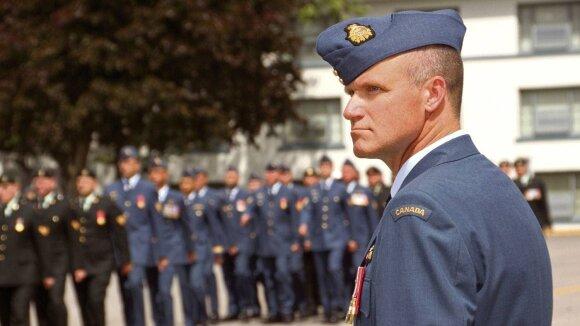 Pulkininkas buvo gerbiamas aukšto rango karininkas