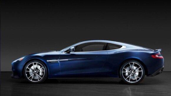 """Aston Martin Vanquish"""