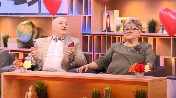 Antanas ir Joana Čapai