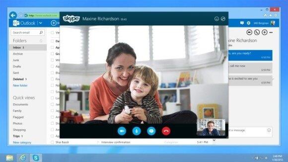 Tarptautiniai skambučiai per Skype
