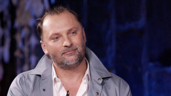 Nepatogių klausimų sulaukęs Petruškevičius – atvirai apie asmeninį gyvenimą, kaltinimą vagyste ir dingimo iš viešumos priežastis