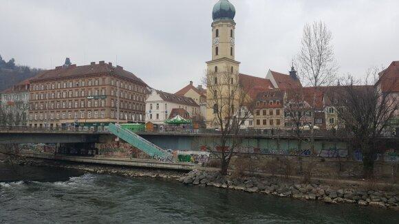 Gracas, Austrija