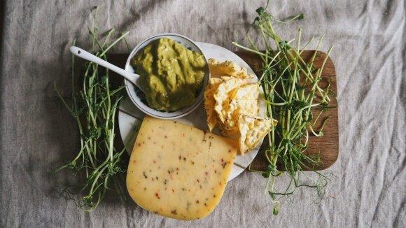 Sūris su jalapeno pipirais