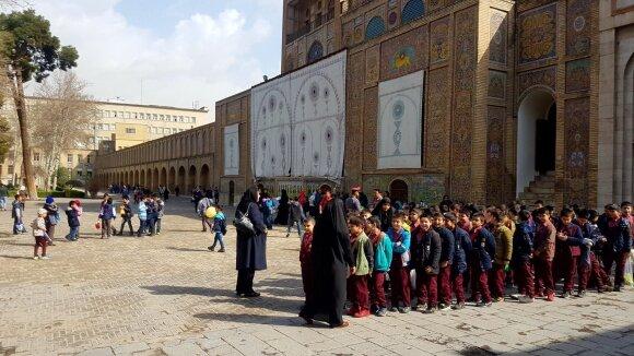 Kelionė į turistų vengiamą Iraną