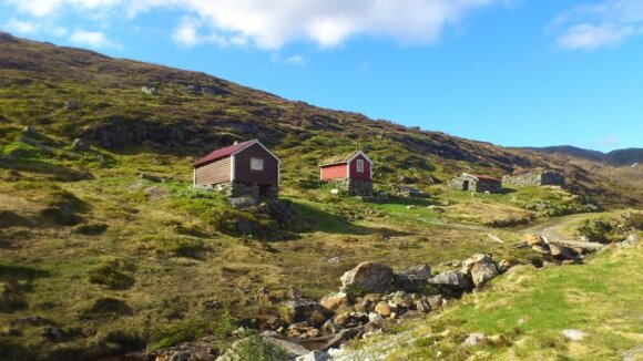 Lietuvių šeima Norvegijoje: be pagražinimų – apie bėdas ir džiaugsmus