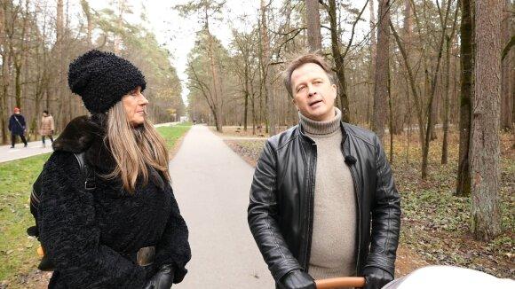 """Darius Petkevičius laidoje """"Sveikatos medis"""" / Foto: TV TOPAS archyvas"""