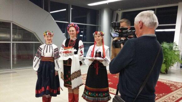 """Литовцы """"завоевывают"""" Львов: общее небо, история и даже партизаны"""