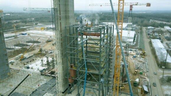 Vilniuje kylanti nauja jėgainė atneš dvigubą naudą: už šilumą ir atliekų tvarkymą miestiečiai mokės mažiau