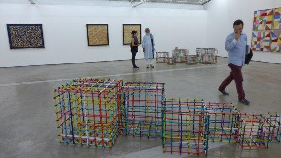 Pasivaikščiojimas po Meksiko meno galerijas