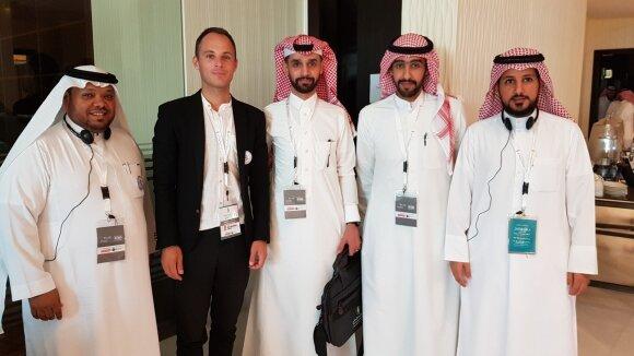 Tarptautinis mokytojų forumas JAE