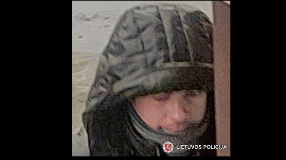 Полиция Вильнюса разыскивает подозреваемого в сексуальном домогательстве к несовершеннолетним