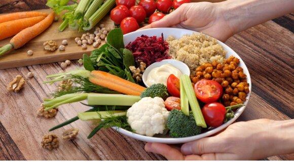 Vegetarinė mityba