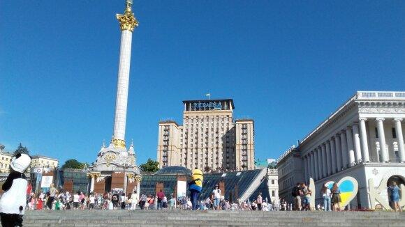 Lietuvių kelionė traukiniu per Ukrainą: protas nesugeba suvokti čionykščių kainų