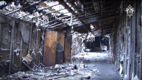 Po tragedijos Rusijoje – ciniški valdininkų pareiškimai