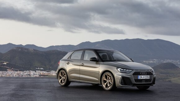 Audi A1 Sportsback