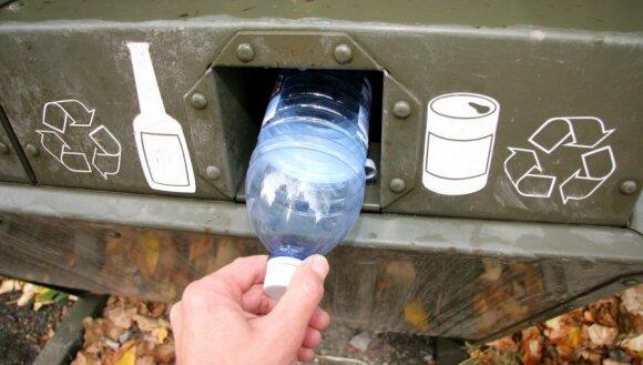 Plastiko depozito sistema
