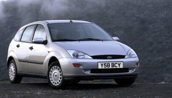 """1998 m. """"Ford Focus"""""""
