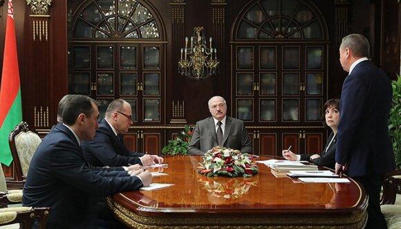 Лукашенко назначил нового посла в Литве Валерия Барановского